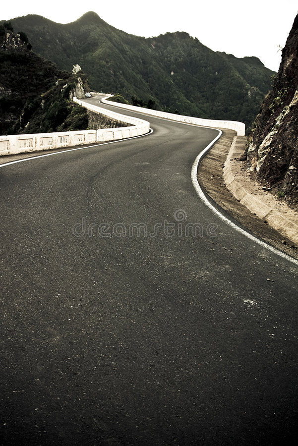 Free Winding Road Stock Images - 3871234