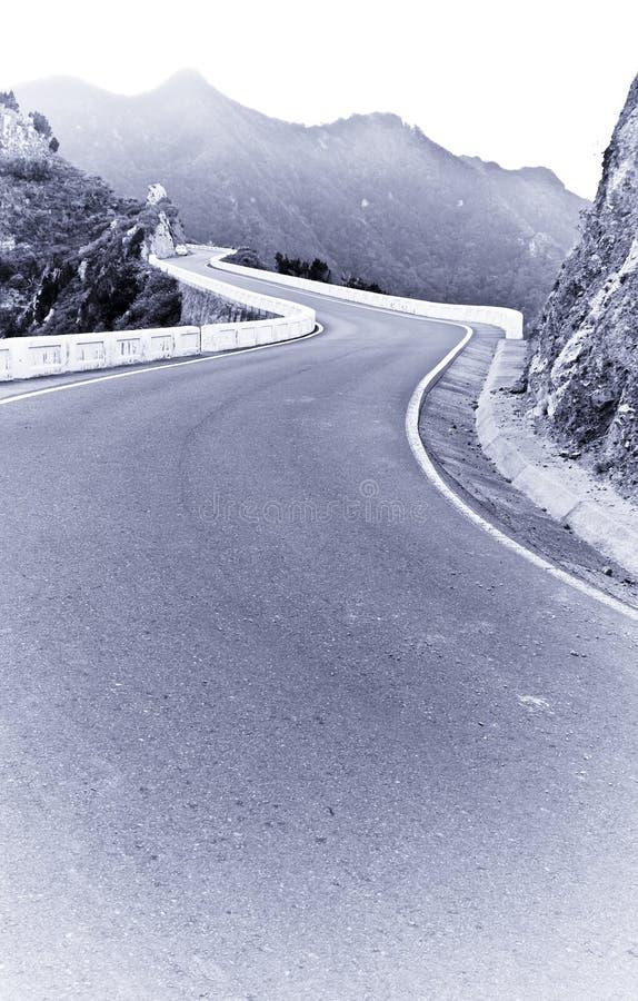 Free Winding Road Royalty Free Stock Image - 4865356