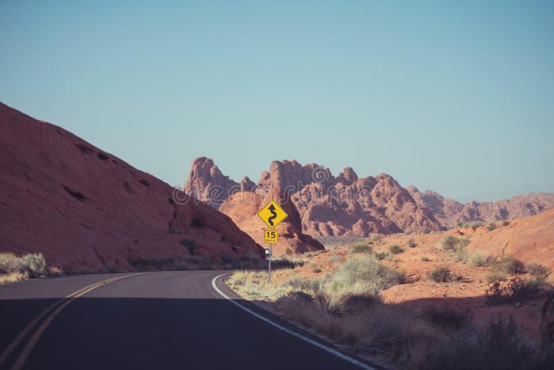 Winding road, Australia