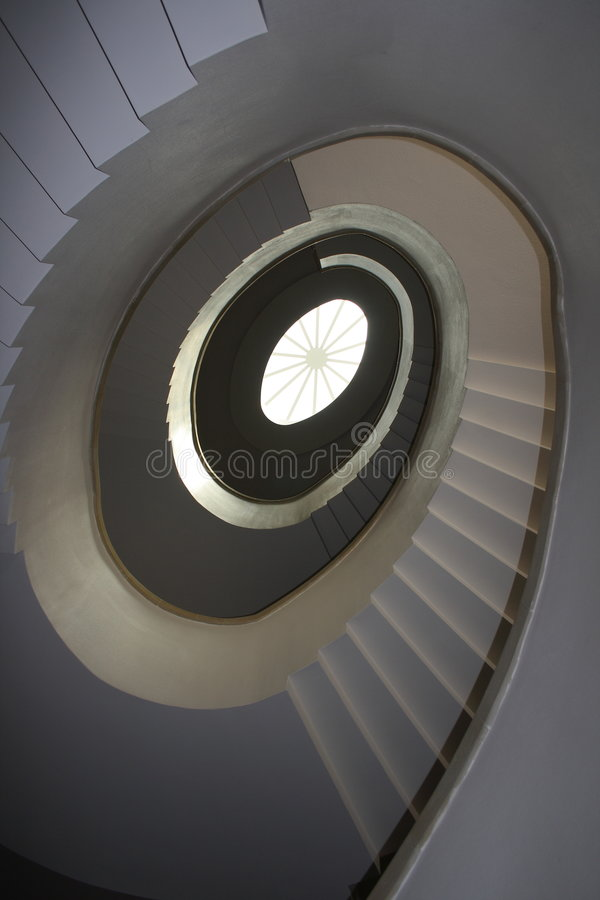Free Winding Staircase Royalty Free Stock Images - 3003359