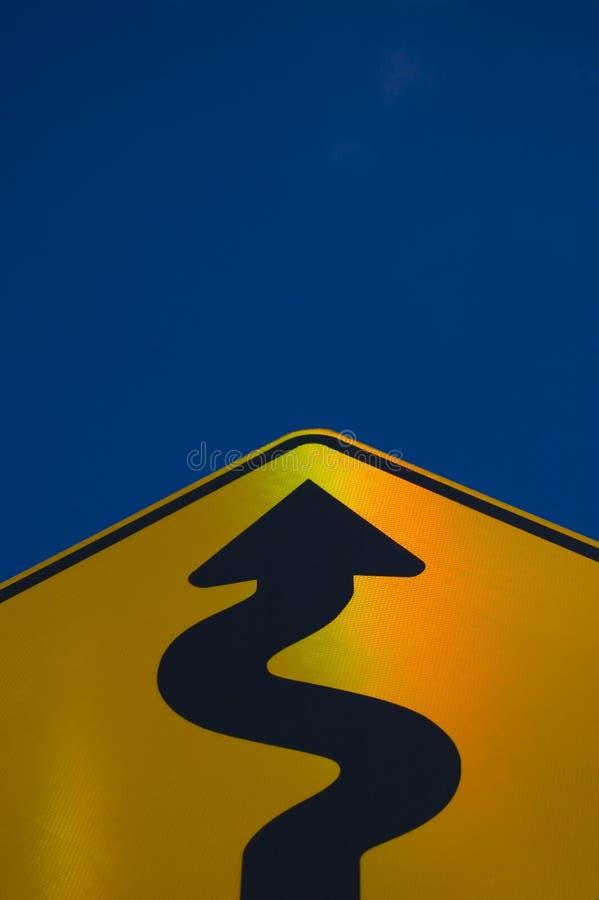 Download Winding way up stock photo. Image of idea, traffic, arrow - 3719652