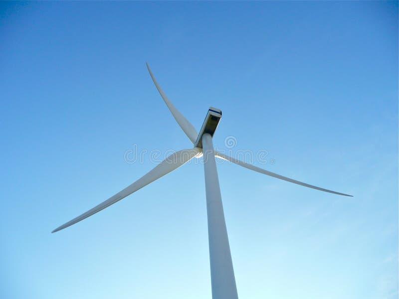 Windkraftanlage lizenzfreie stockfotos