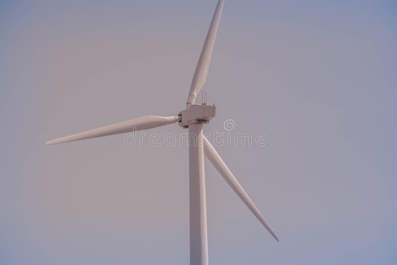 Windkraftanlage, zum des Stroms zu erzeugen