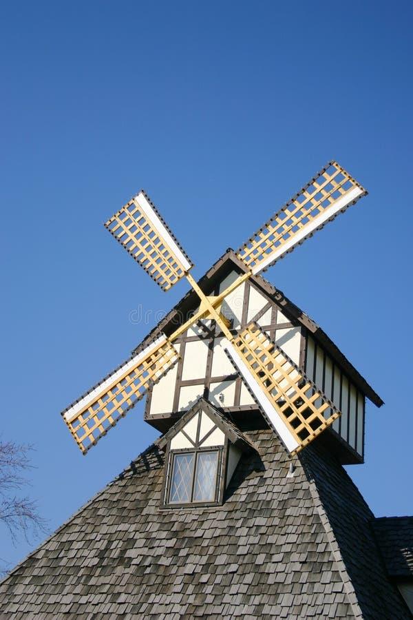 Windmühle 1 Stockbild