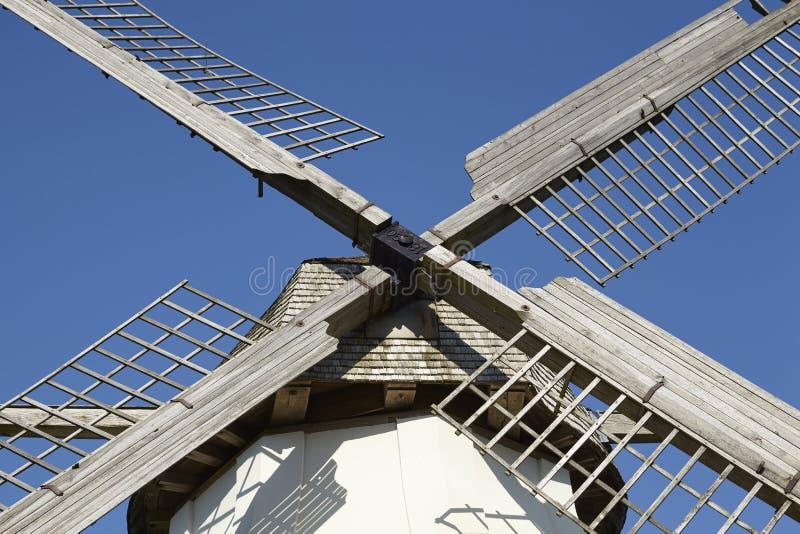 Windmühle Grossenheerse Petershagen stockbild
