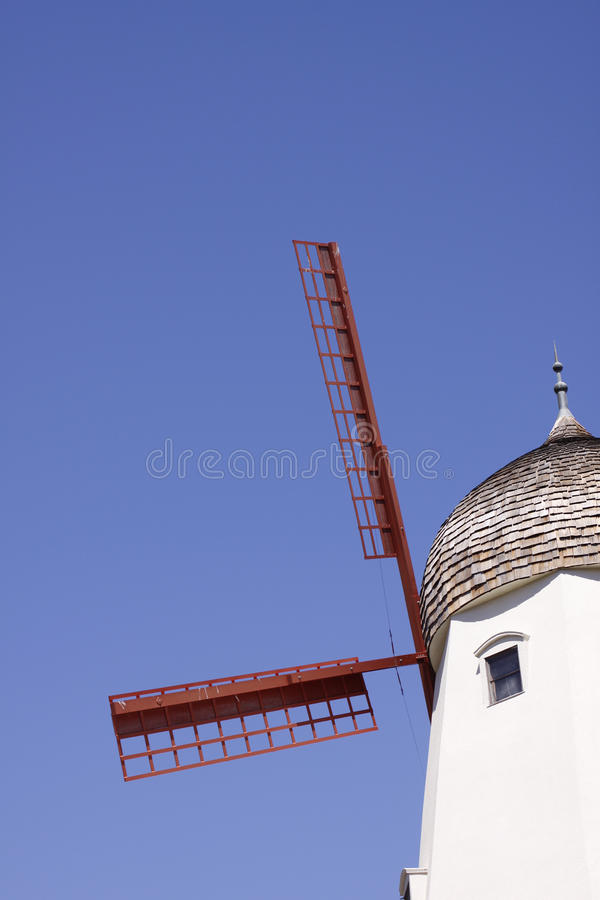 Download Windmill stock image. Image of blade, green, building - 14235487