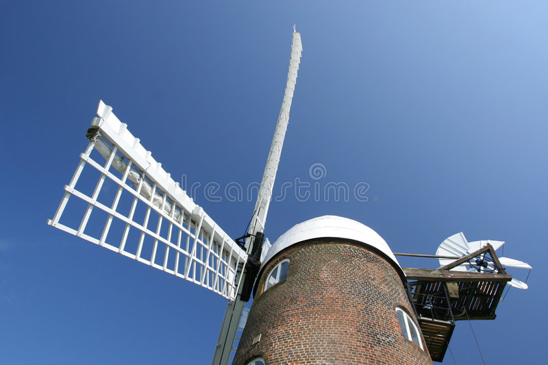 The Windmill royalty free stock image