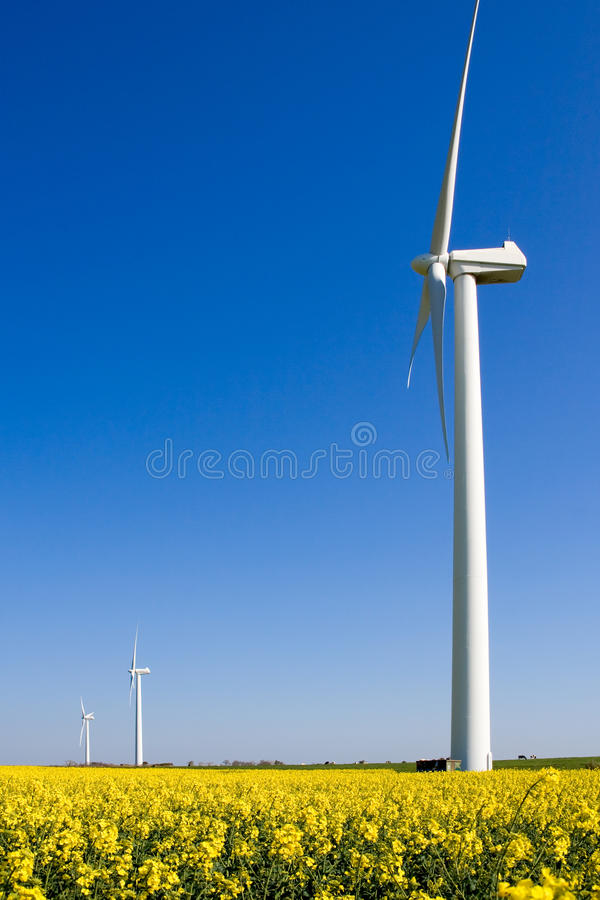 Free Windmill Stock Image - 17876381