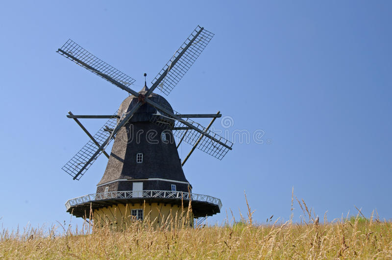 Download Windmill Royalty Free Stock Photography - Image: 20073847