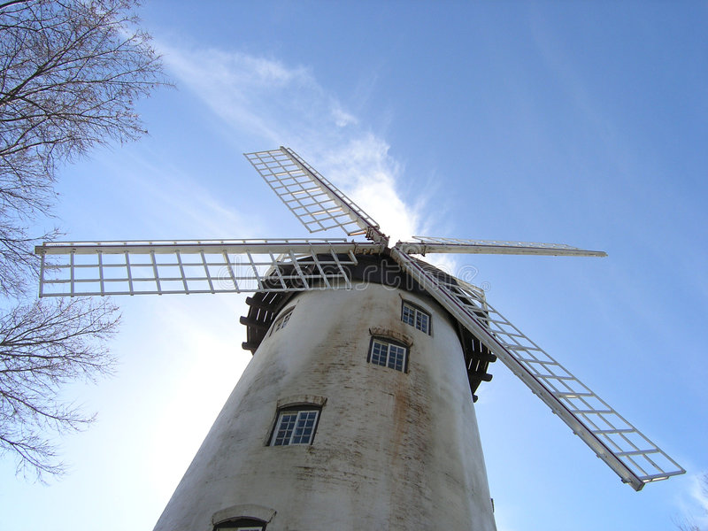 Download Windmill stock photo. Image of power, turbine, energy, tassie - 20104