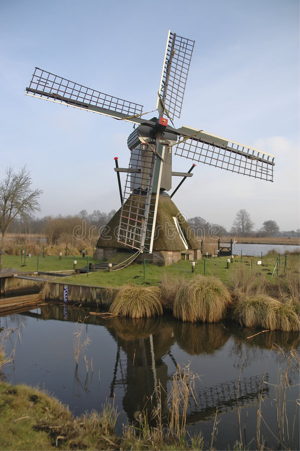 Download Windmill stock image. Image of dutch, generate, industry - 2031907