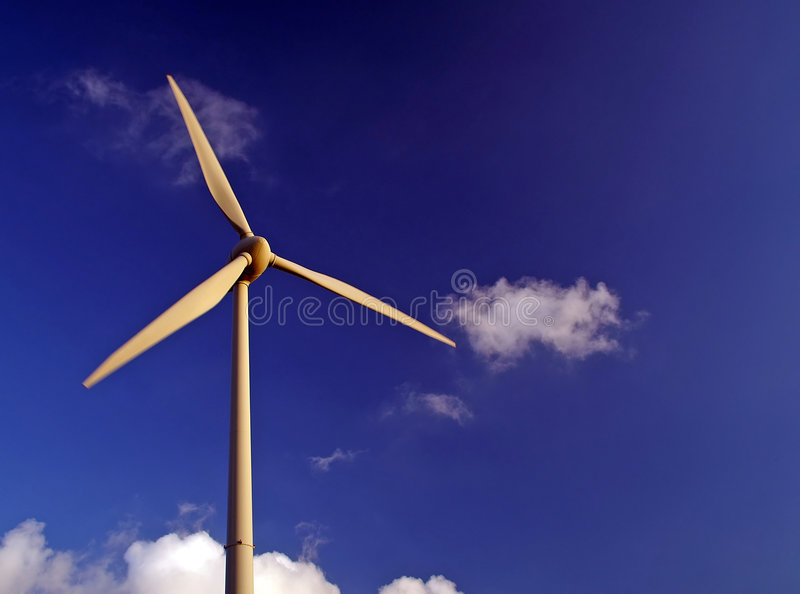 Windmill. royalty free stock photography