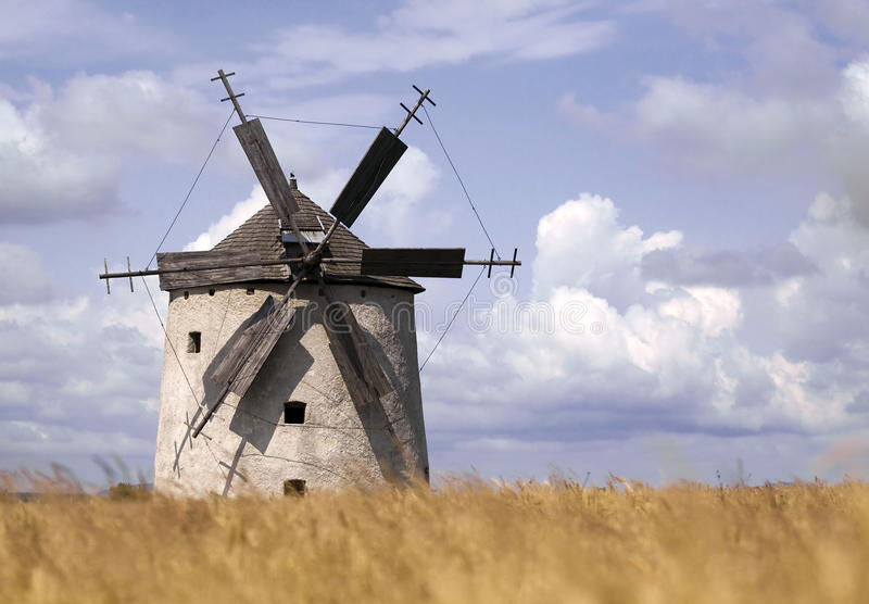 Download Windmill stock photo. Image of landmark, culture, picturesque - 23440762