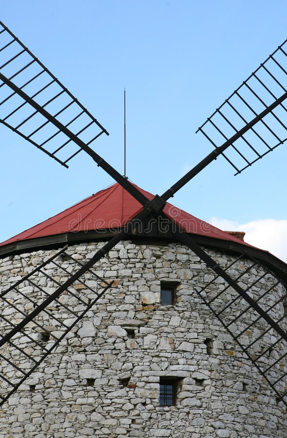 Download A Windmill Royalty Free Stock Photo - Image: 25879515