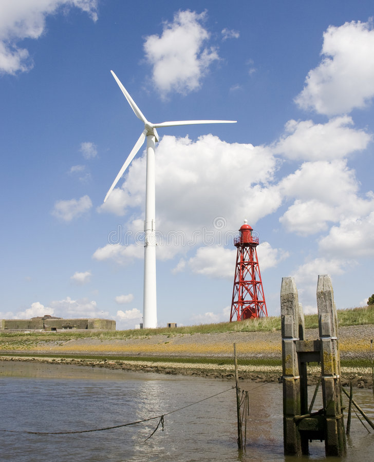 Download Windmill stock photo. Image of mill, clean, power, wings - 2657410