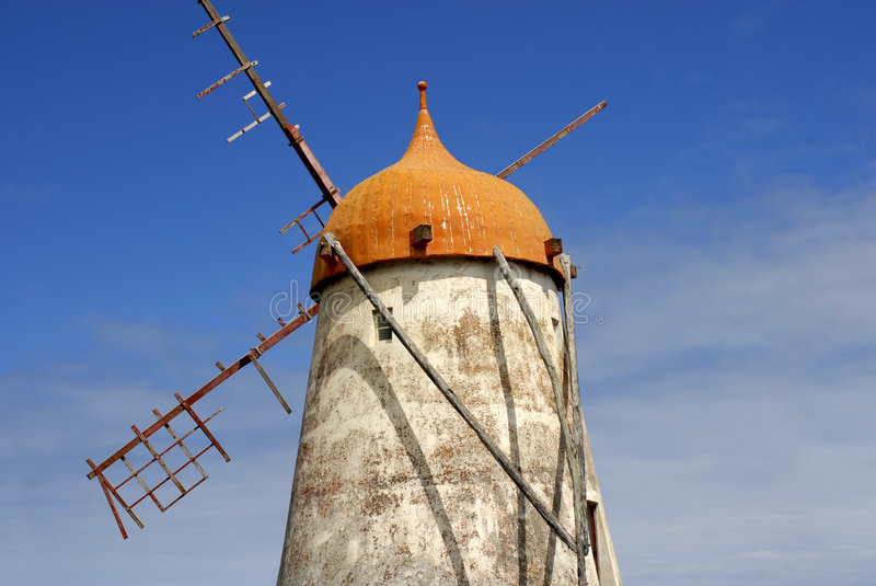 Windmill stock images