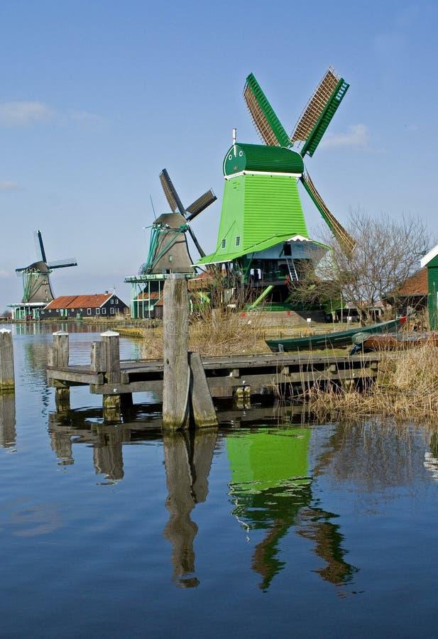 Windmill stock photos