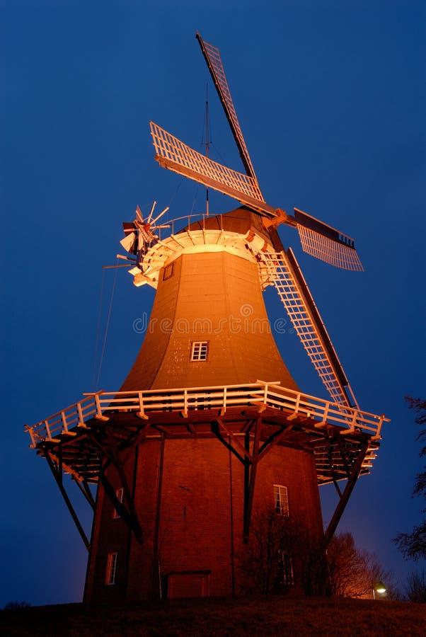 Download Windmill stock image. Image of north, mirror, brighten - 641729