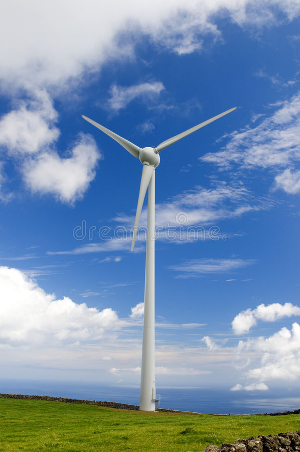 Download Windmill stock image. Image of mill, blade, cloudy, mast - 6622169