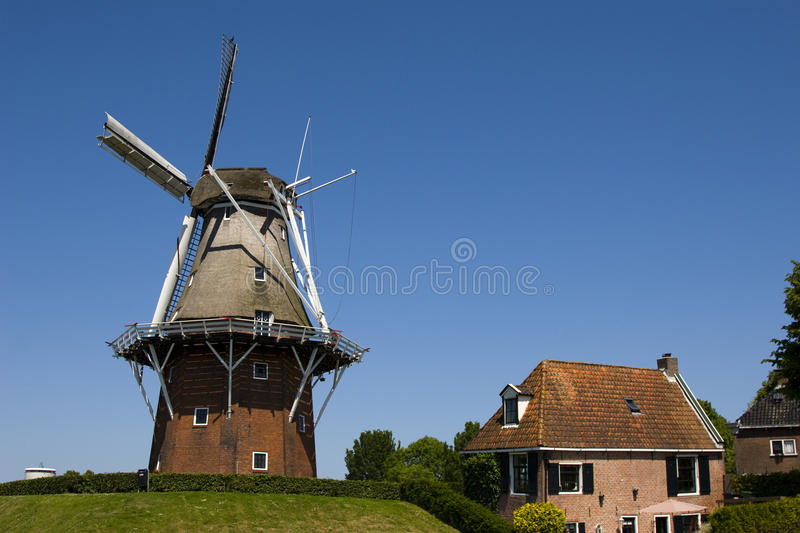 Download Windmill stock image. Image of landscape, living, shot - 9724163