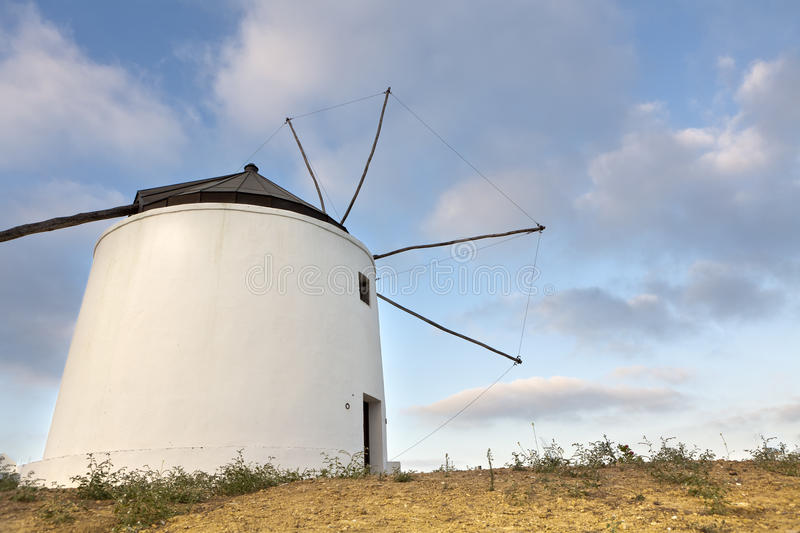 Windmill ancient royalty free stock image