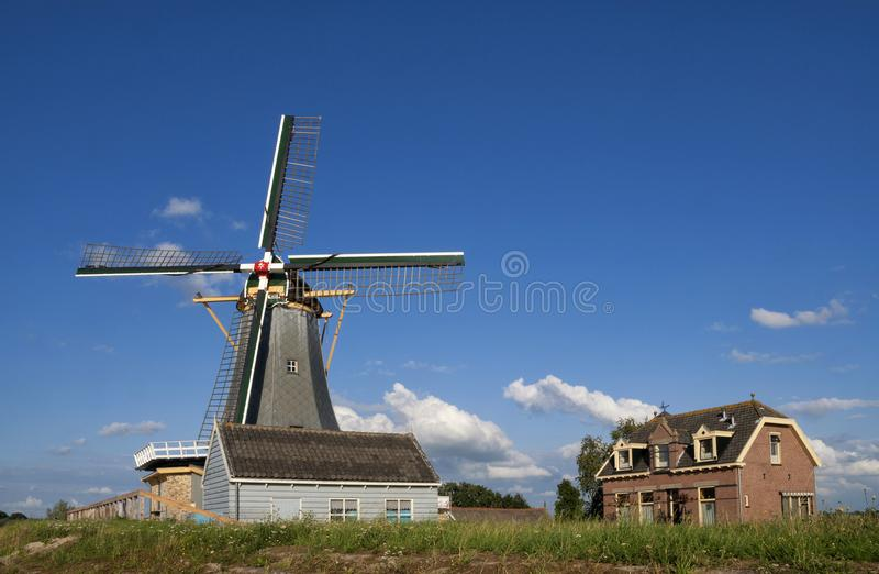 Windmill de Liefde photographie stock