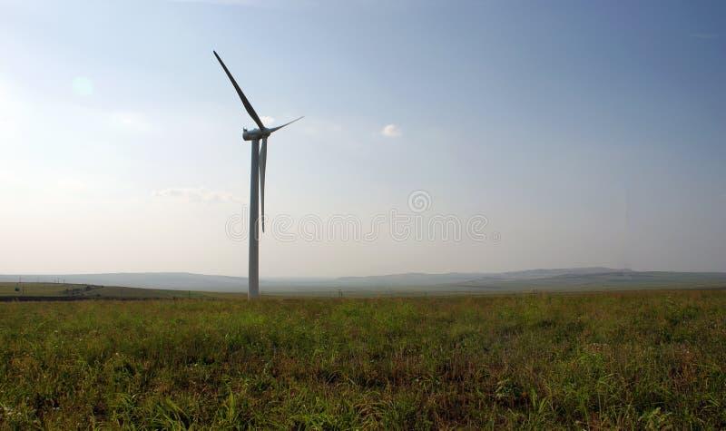 Windmill Field stock photography