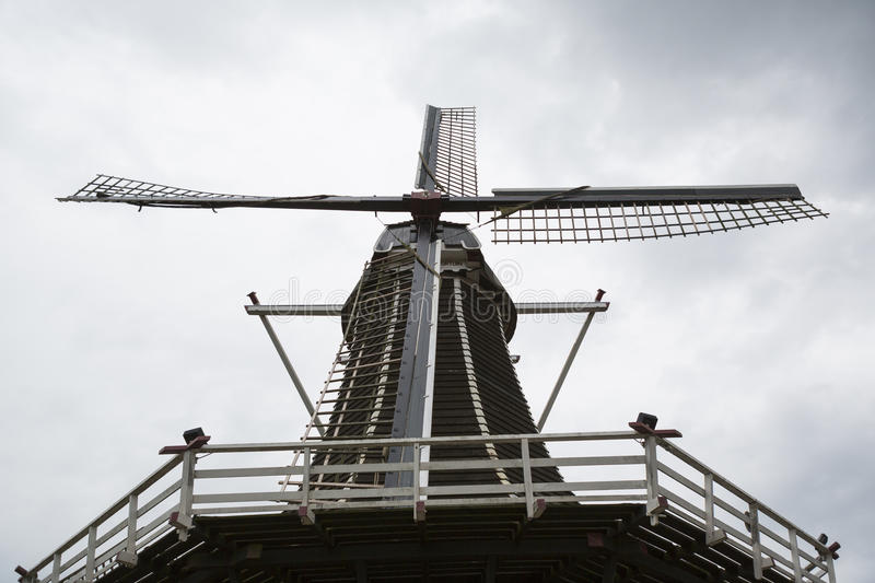 Download Netherlands Windmill In The Village Hattem Editorial Photo - Image of dynamic, frog: 83708656