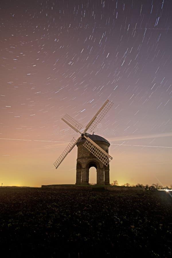 Windmill Landmark Royalty Free Stock Image
