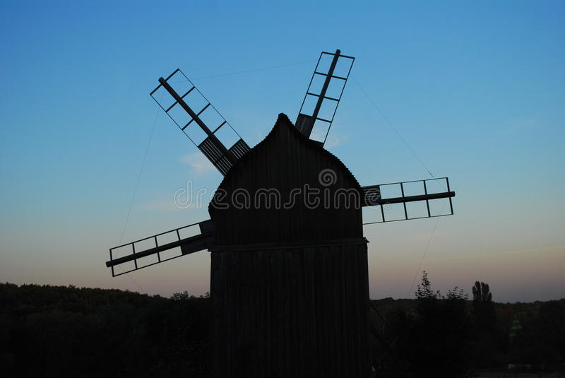 The windmill stock images