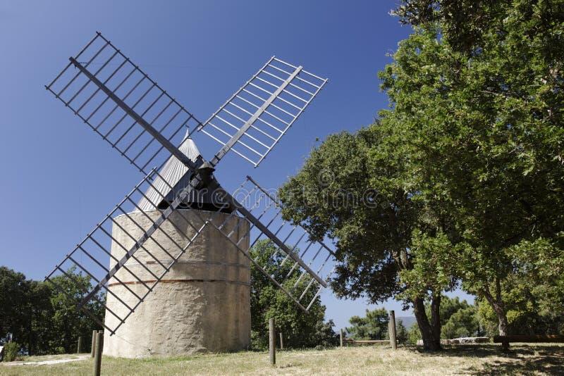 Download Windmill Near Ramatuelle, Southern France Stock Image - Image: 30344329