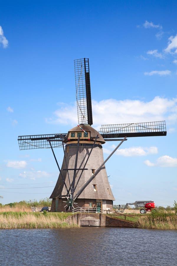 windmills foto de archivo