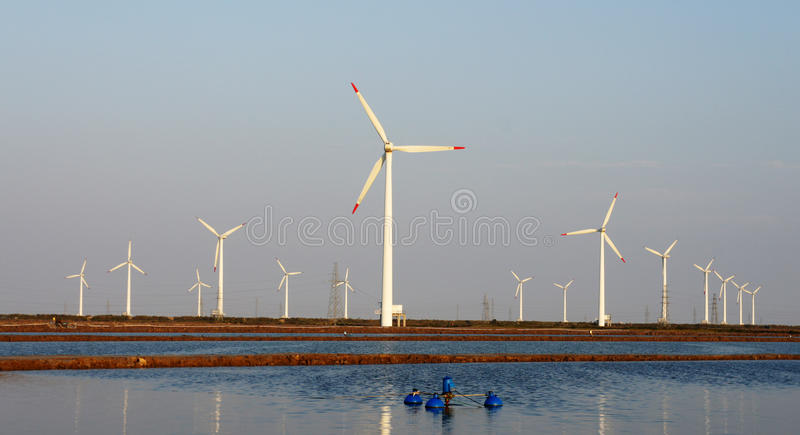 Download Windmills stock image. Image of view, windmill, blades - 21464899