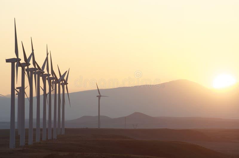 Download Windmills Stock Image - Image: 22227581