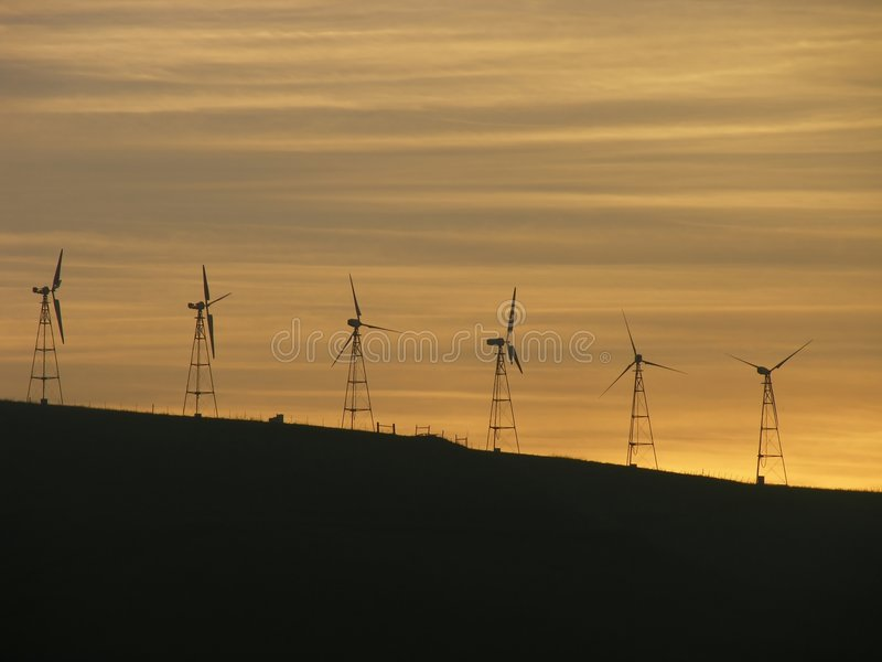 Download Windmills stock photo. Image of industry, green, ecology - 507770