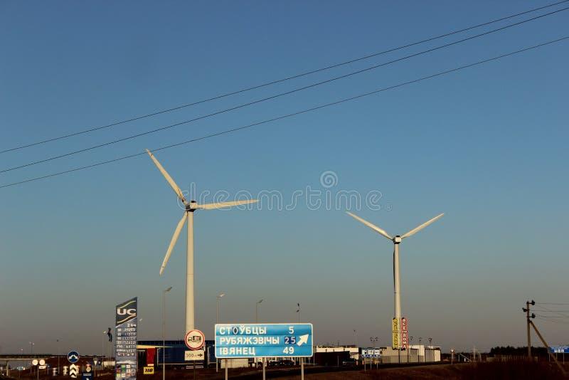 windmills imagen de archivo libre de regalías