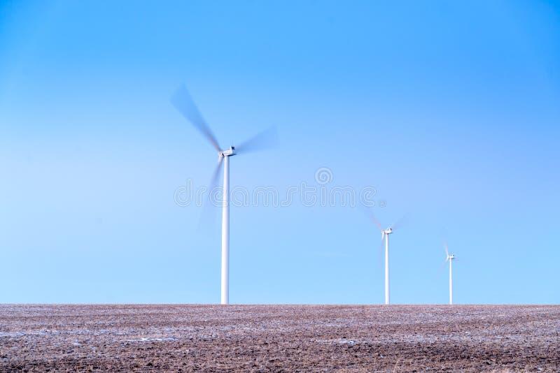 windmills photos libres de droits