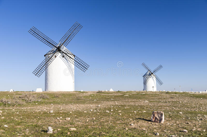 windmills immagine stock
