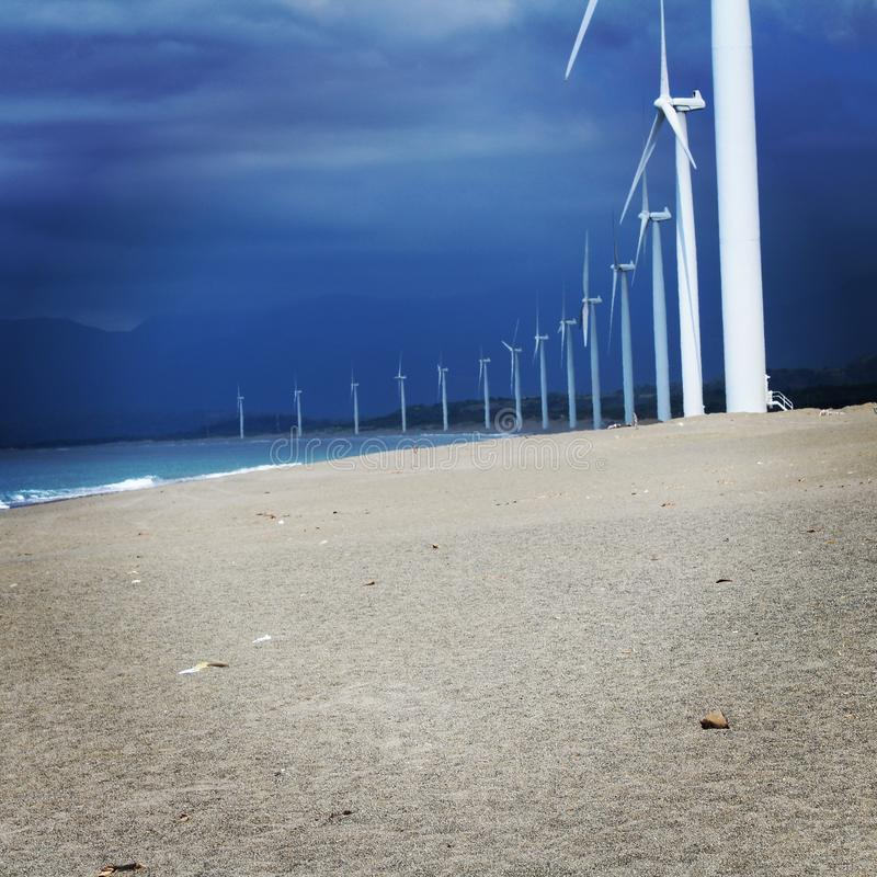windmills fotografia de stock royalty free