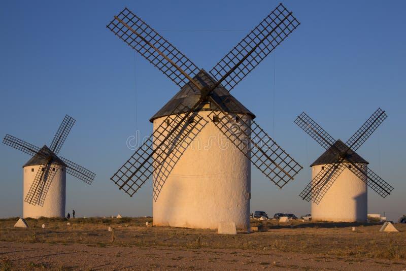 Download Windmills - La Mancha - Spain Stock Photo - Image: 26926014
