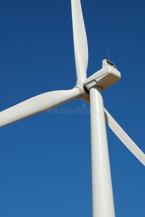 Windmolen stock foto
