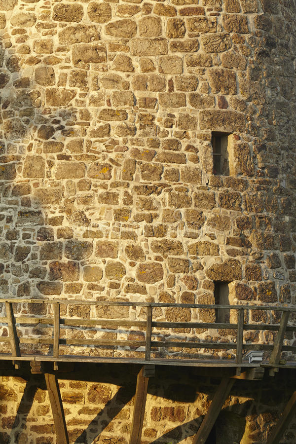 Windmolen Eilhausen (Luebbecke, Duitsland) royalty-vrije stock fotografie
