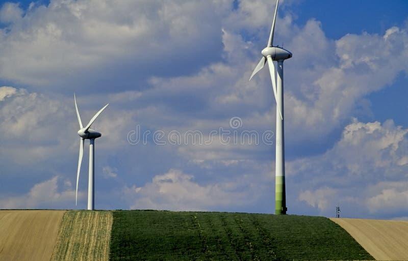 Windmolen no.5 stock fotografie