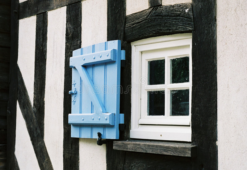 Download Window stock image. Image of house, country, home, blue - 137583