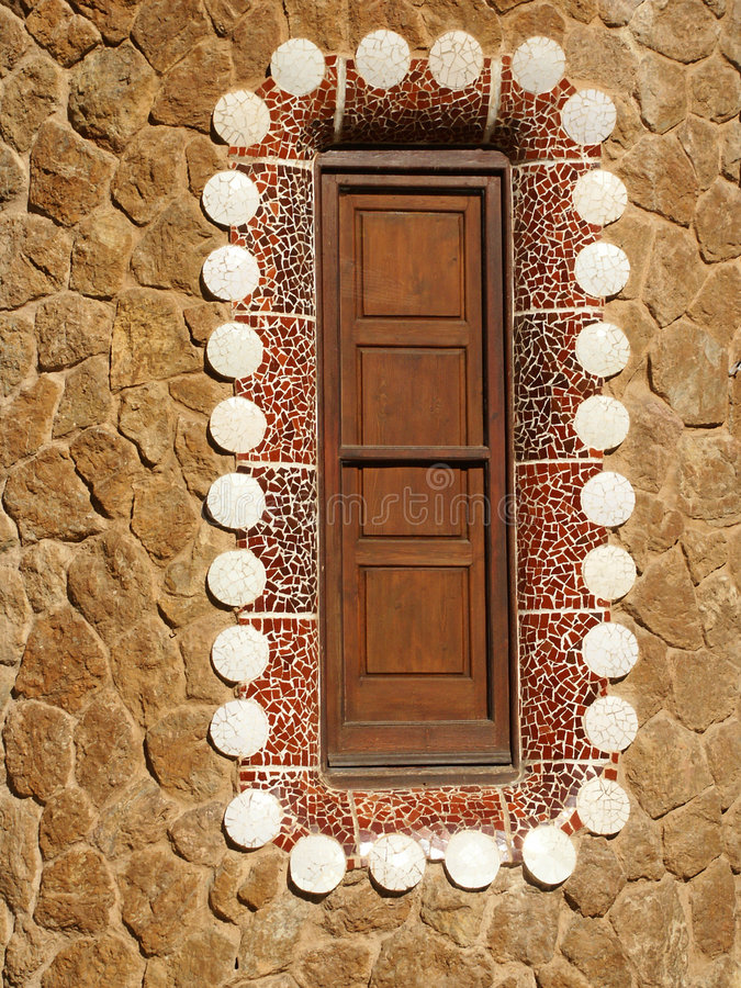 Download Window stock image. Image of architecture, abstract, guell - 280101