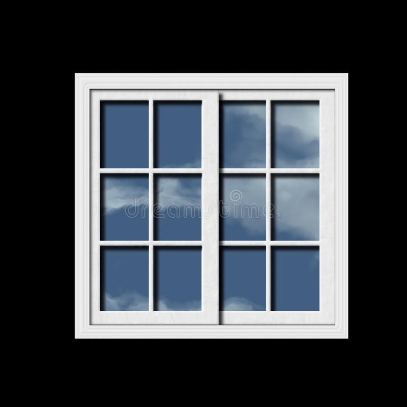 Window royalty free stock photo