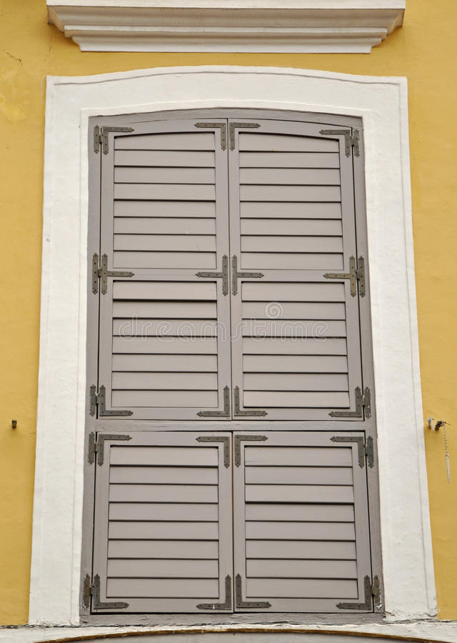 A Window Royalty Free Stock Photography