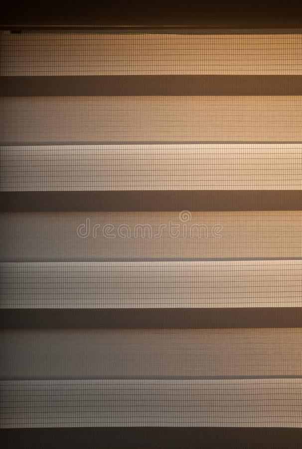 Window Blinds Texture royalty free stock photo