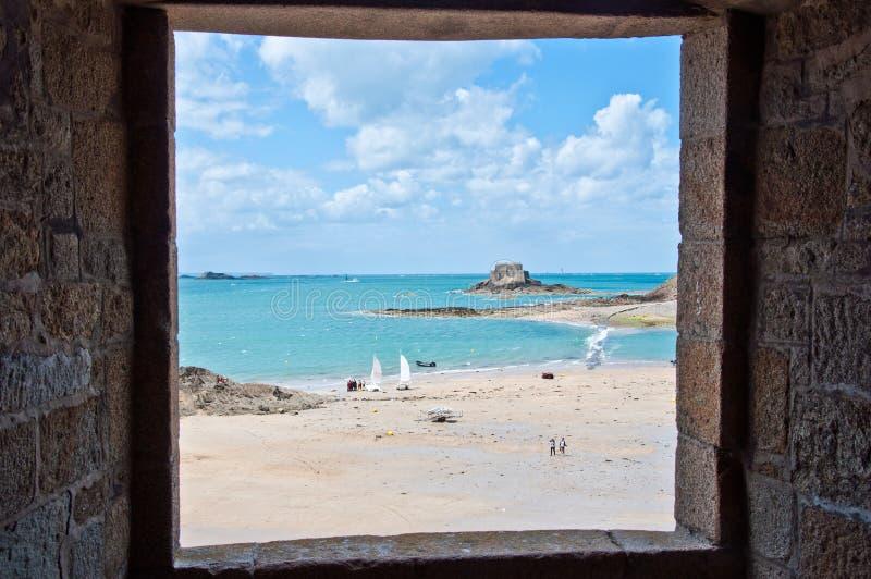 Window Box Stock Photo