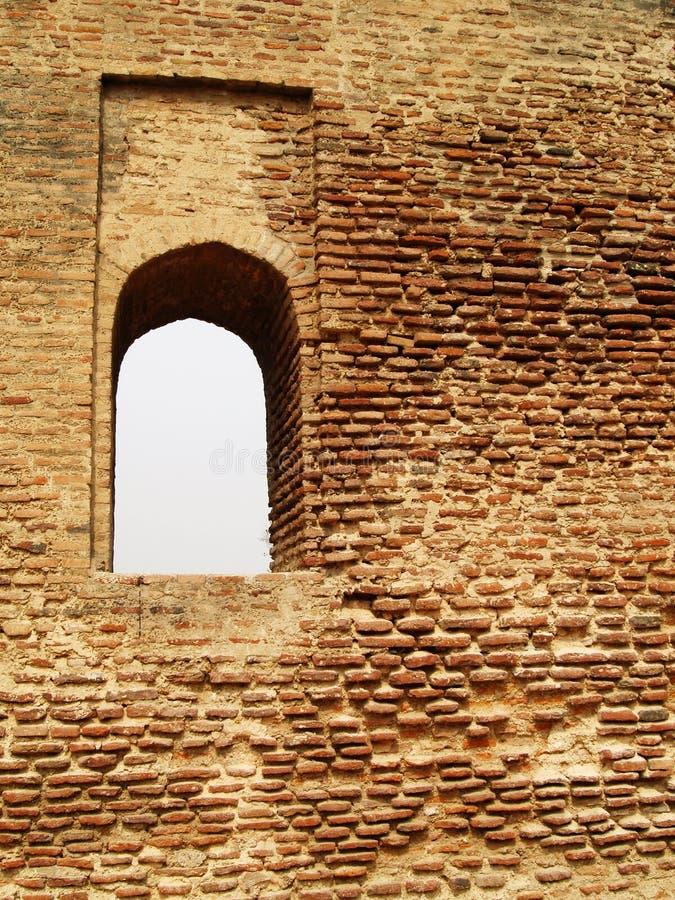 Download Window in Brick Wall stock image. Image of stones, window - 5345483